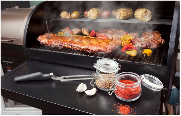 Z Grills Smoker and Grill